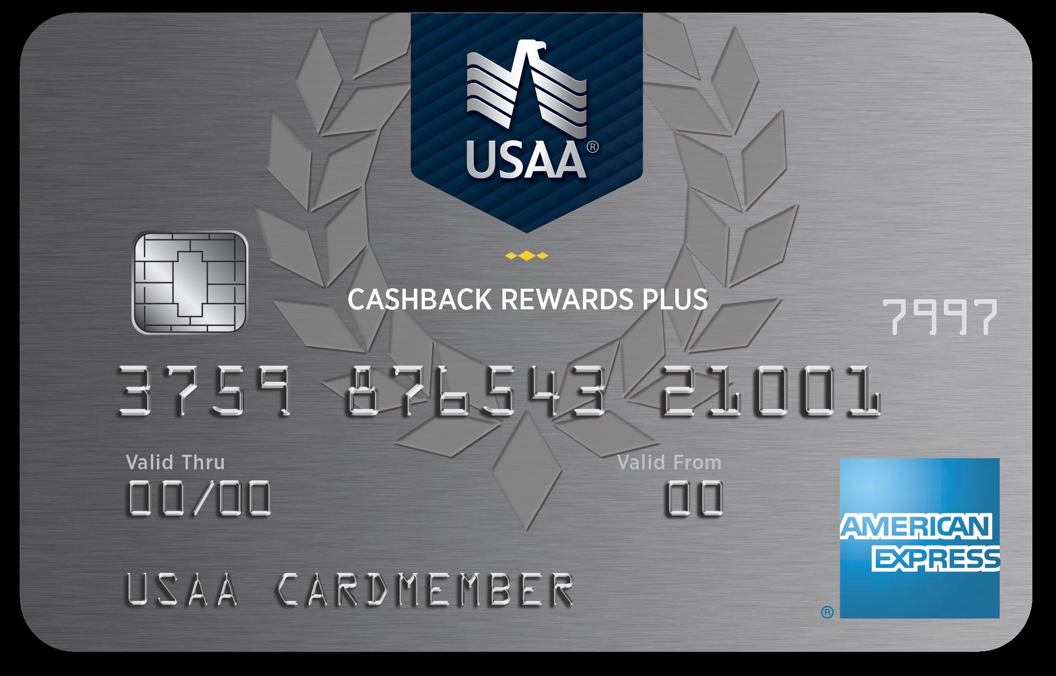 USAA® Cashback Rewards Plus American Express® Card Reviews
