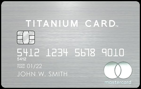 Mastercard® Titanium Card™ Reviews