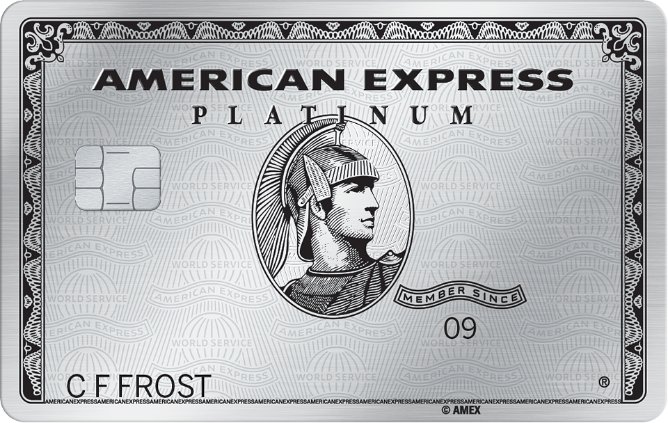 Platinum Card® from American Express Reviews