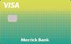 Merrick Bank Double Your Line® Secured Visa®