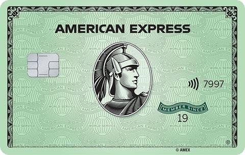 American Express® Green Card Reviews