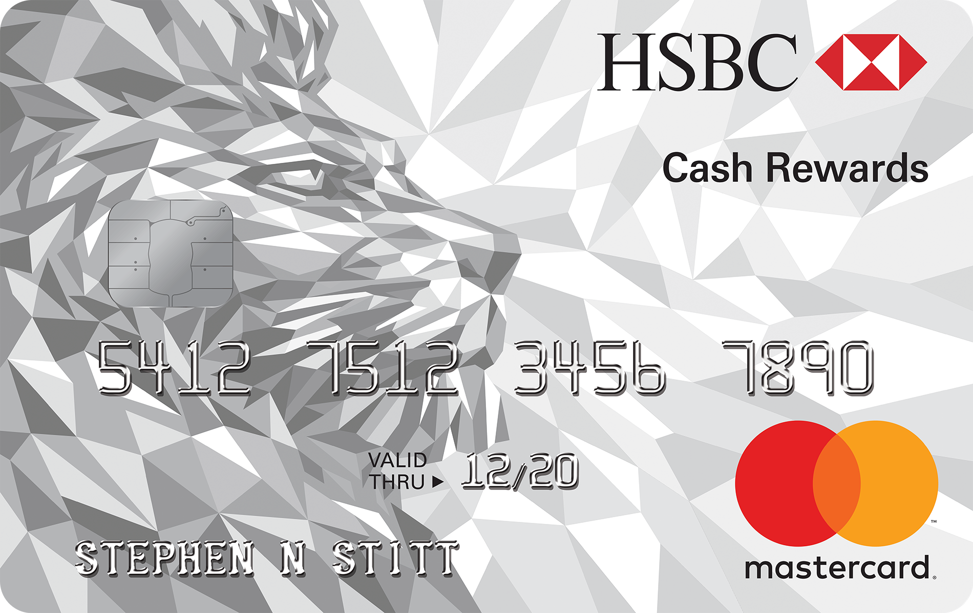 HSBC Cash Rewards Mastercard® credit card Reviews