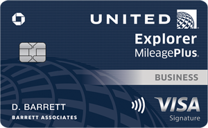 United℠ Explorer Business Card Reviews