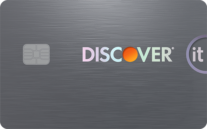 Discover it® Secured Credit Card