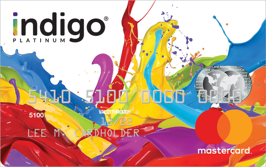 Indigo® Platinum Mastercard® Reviews