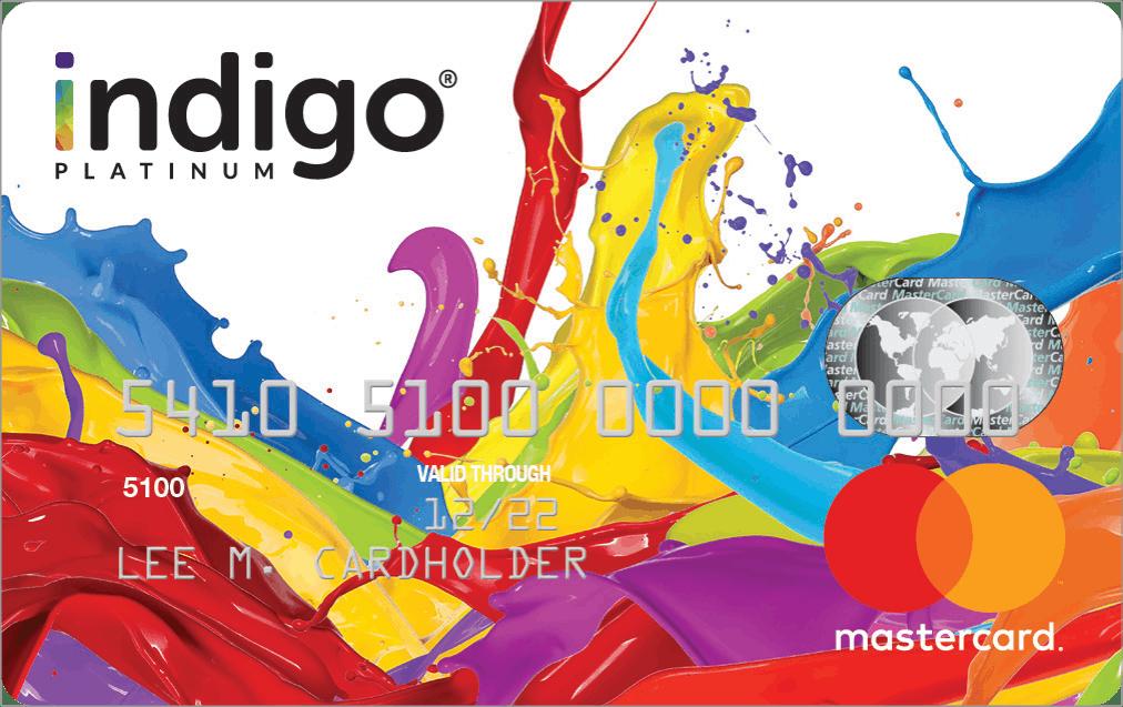 Indigo® Platinum Mastercard® Reviews 7 Credit Karma