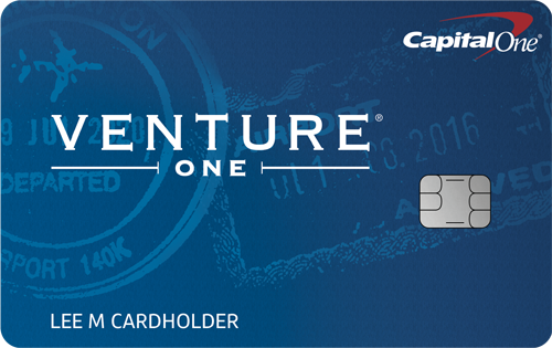 Capital One® VentureOne® Rewards Credit Card Reviews
