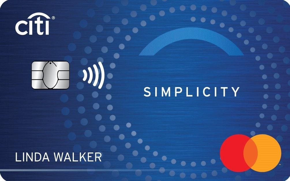 Citi Simplicity® Card  Reviews