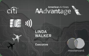 Citi® / AAdvantage® Executive World Elite Mastercard®
