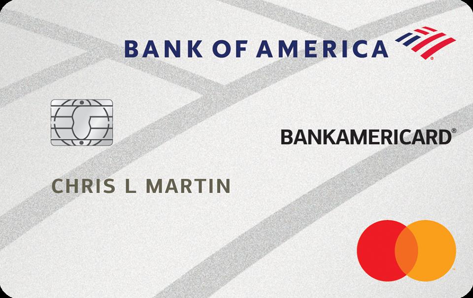 Bank Of America Auto Loan Payoff >> Bankamericard Credit Card Credit Karma