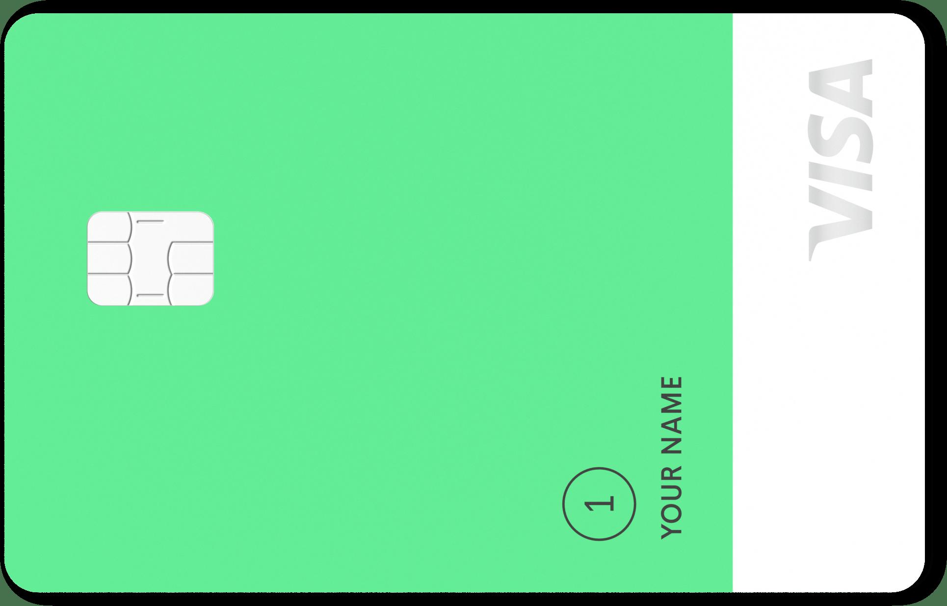 Petal® 1 Visa® Credit Card