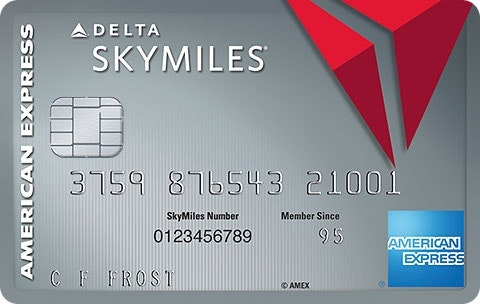 Platinum Delta SkyMiles® Credit Card from American Express Reviews
