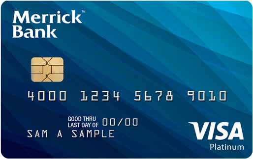 Merrick Bank Secured Visa®