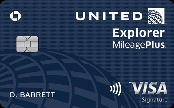 United℠ Explorer Card Reviews