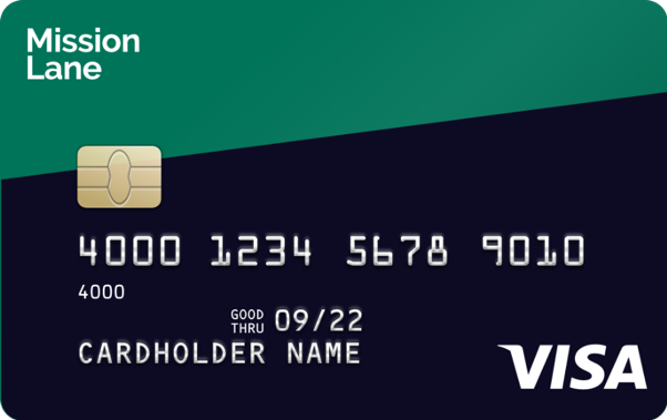 Mission Lane No Annual Fee Visa® Credit Card