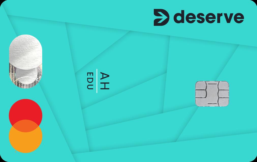 Deserve® EDU Mastercard