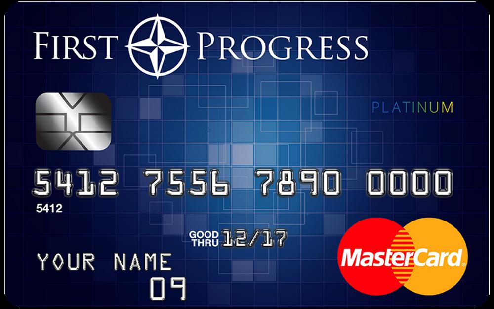 Image result for First Progress Platinum Prestige MasterCard Secured Credit Card
