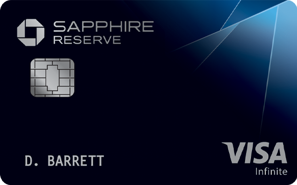 Chase Sapphire Reserve® Reviews