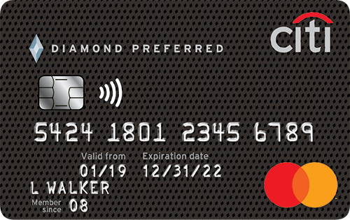 Citi® Diamond Preferred® Card
