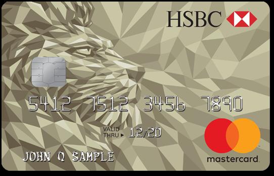HSBC Gold Mastercard® credit card Reviews