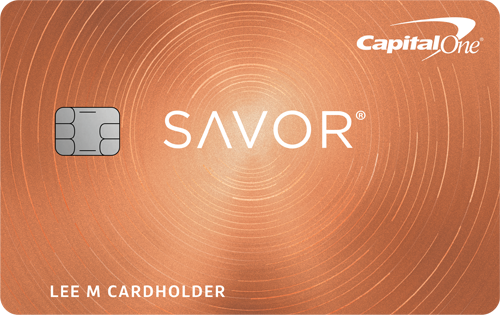 Capital One® Savor® Cash Rewards Credit Card Reviews
