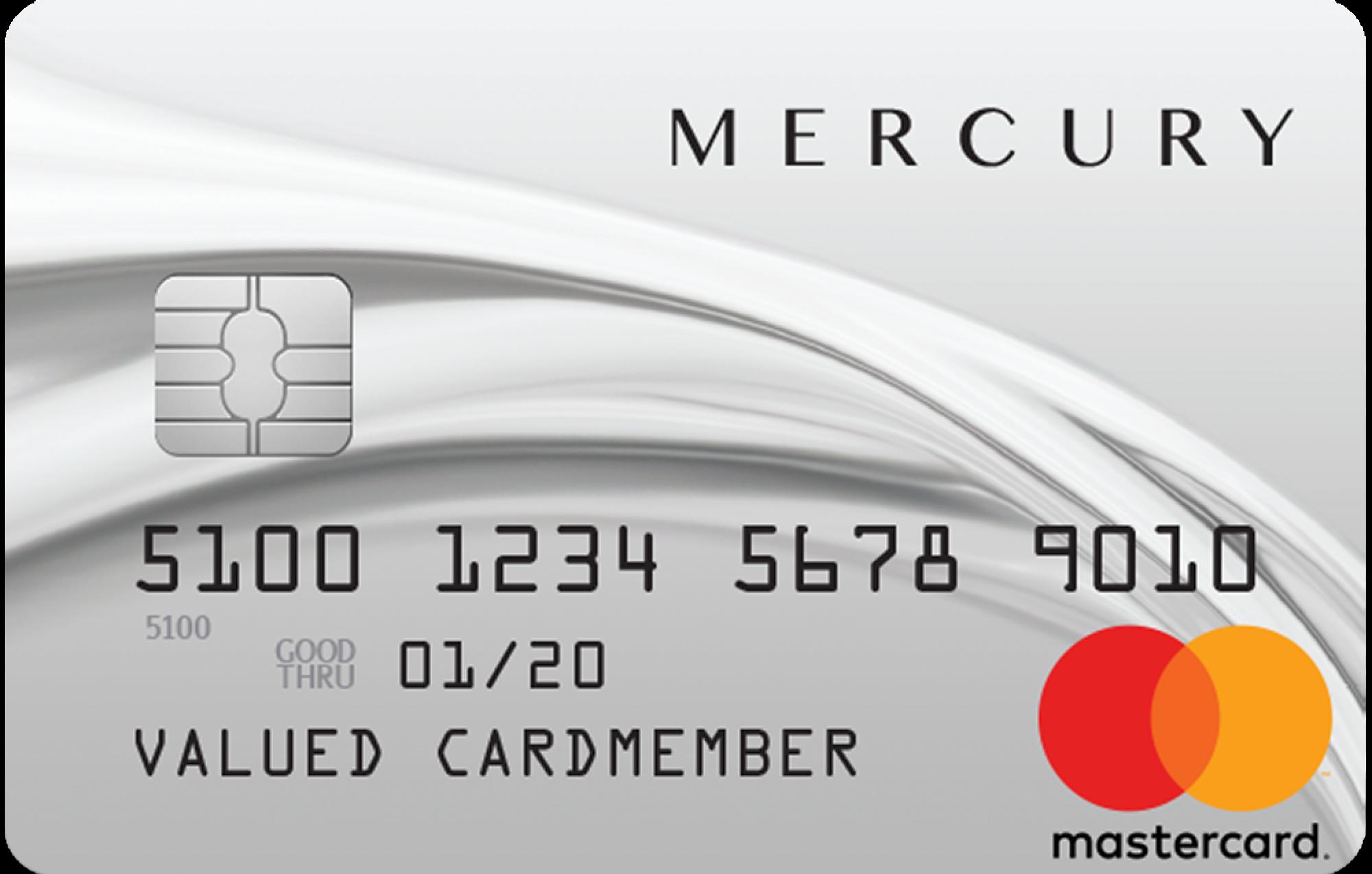 Mercury Mastercard®