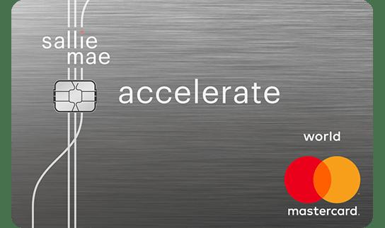 Sallie Mae Accelerate℠ World Mastercard®