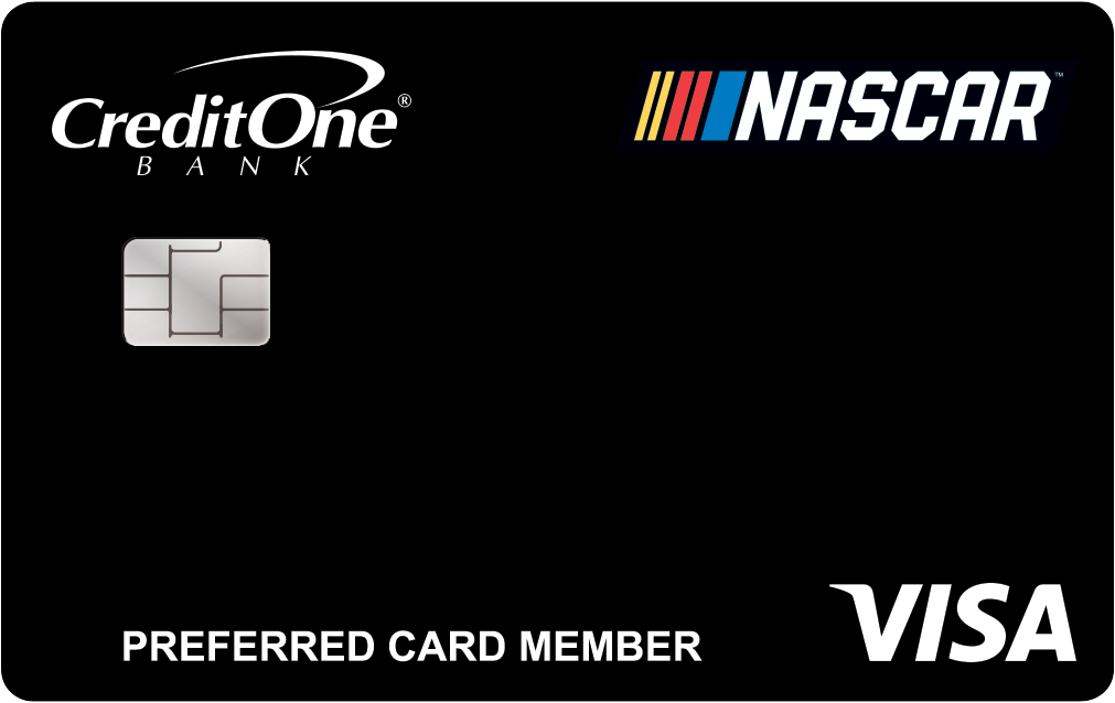 NASCAR® Credit Card from Credit One Bank®