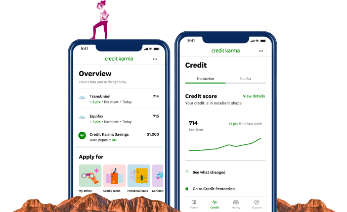 Get your free score and more - Credit Karma