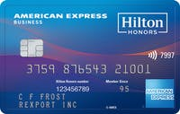 The Hilton Honors American Express Business Card Reviews