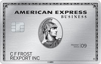 Best Business Credit Card 0 apr - The Business Platinum® Card from American Express