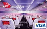 Virgin America Visa® Signature Card-- EXPIRED OFFER