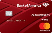 Bank of America® Card Finder Tool