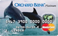 Orchard Bank Classic MasterCards