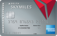 Platinum Delta SkyMiles® Credit Card from American Express
