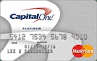 Capital One® Platinum Prestige Credit Card - EXPIRED OFFER
