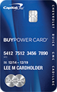 BuyPower Card from Capital One®