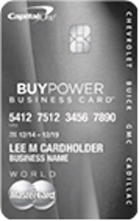 BuyPower Business Card from Capital One®