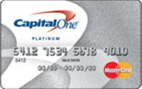 Capital One® Platinum Prestige