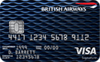 Carta Visa Signature® di British Airways