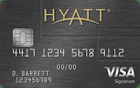 The Hyatt Credit Card