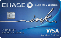 Ink Business Unlimited℠ Credit Card Reviews
