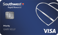 Southwest Rapid Rewards® Priority Credit Card
