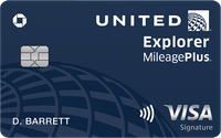 United MileagePlus® Explorer Card