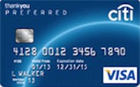 Citi ThankYou® Preferred Rewards Card - this offer is no longer available