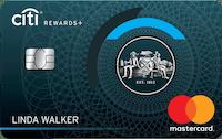 Citi Rewards+℠ Card
