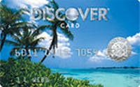 Discover® Student Tropical Beach Card - EXPIRED OFFER