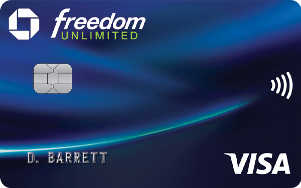 Chase Freedom Unlimited®   Credit Karma