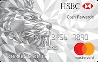 HSBC Cash Rewards Mastercard® credit card