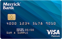 The Secured Visa® from Merrick Bank